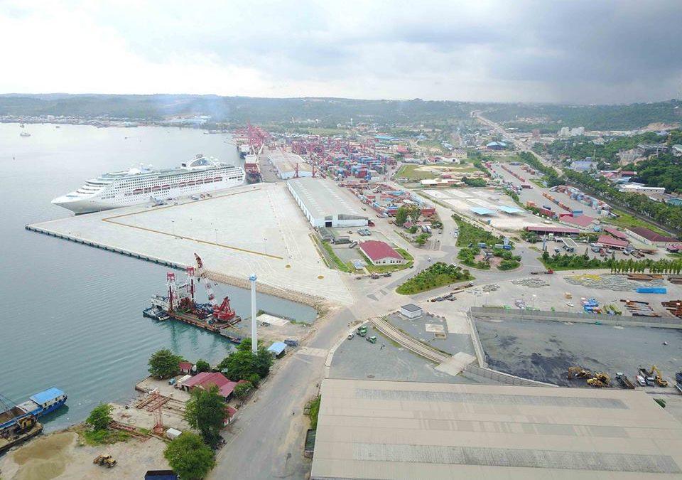 Khánh thành cảng biển nước sâu SIHANOUKVILLE CAMBODIA