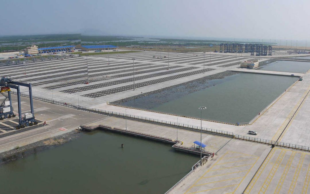 CAI MEP INTERNATIONAL CONTAINER TERMINAL PROJECT