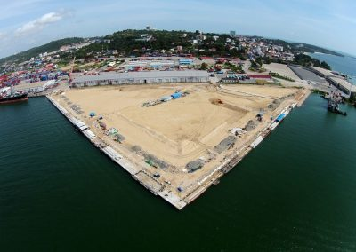 SIHANOUKVILLE PORT PROJECT