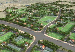 Đất trong quy hoạch nông thôn mới có được phép xây nhà