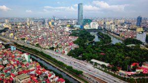 Ứng dụng công nghệ xây dựng thành phố thông minh tại Hà Nội