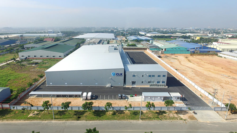 CLK STORAGE FACTORY PROJECT