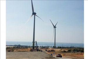 Khánh thành Nhà máy điện gió Mũi Dinh - Ninh Thuận
