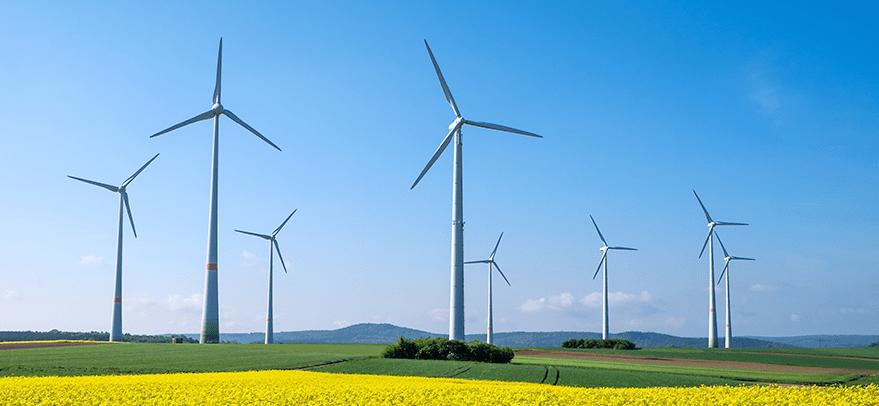 Tư vấn thi công lắp đặt nhà máy điện gió