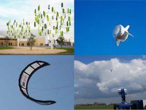 các cách tạo năng lượng từ gió