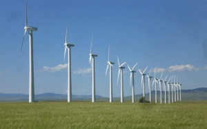 Lợi ích của năng lượng điện gió