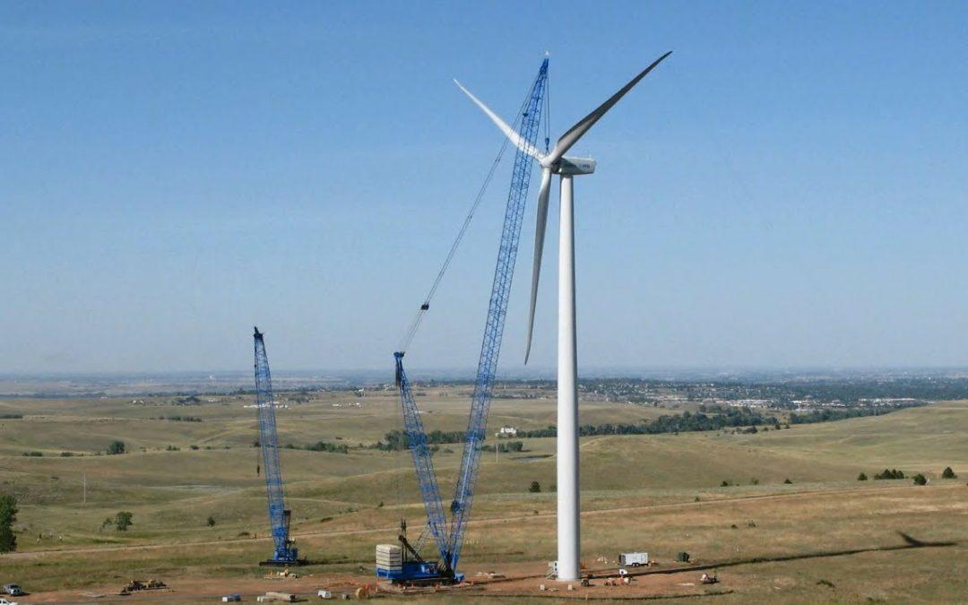 Thi công điện gió tại Việt Nam và khu vực