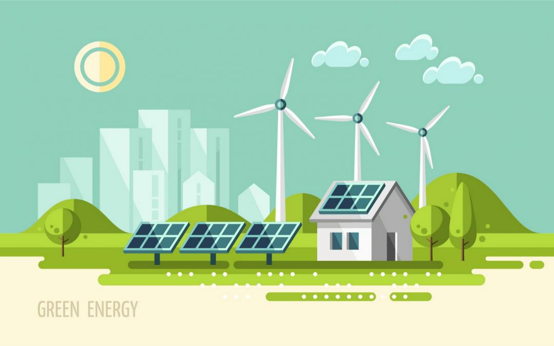 Cơ hội phát triển năng lượng gió và năng lượng mặt trời tại Việt Nam