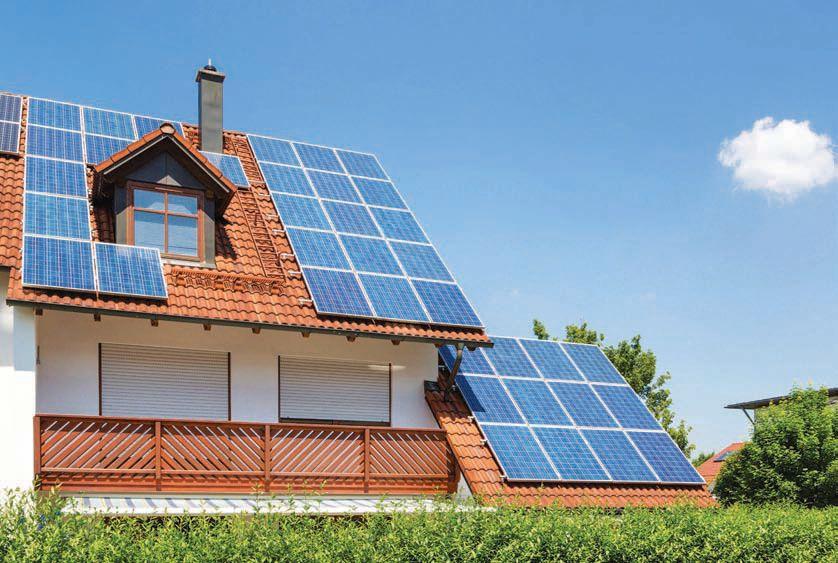 Vì sao nên sử dụng năng lượng mặt trời?