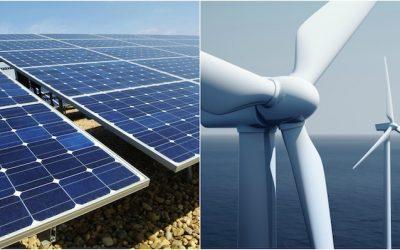 Tư vấn và thi công năng lượng gió và năng lượng mặt trời
