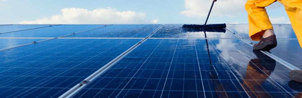 Bảo trì pin năng lượng mặt trời hiệu quả trong thời gian dài