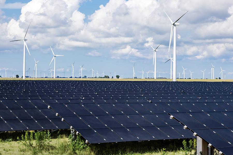 Đến năm 2025, nguồn điện gió, mặt trời Việt Nam đạt trên 20.000MW