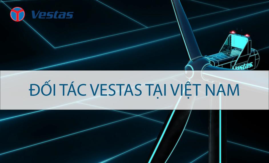 Đối tác Vestas tại Việt Nam