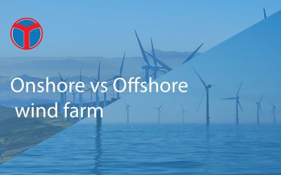 Sự khác biệt giữa điện gió trên bờ và ngoài khơi (Onshore vs Offshore)