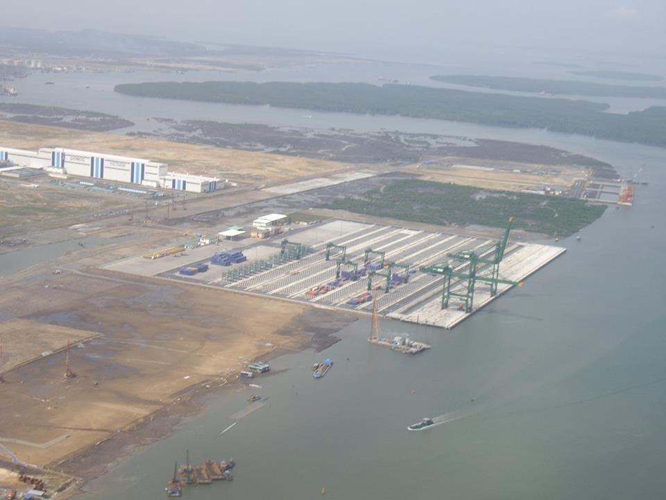 tại sao xây dựng cảng biển & lợi ích