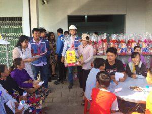 Khang Đức chung tay mang niềm vui đến những hoàn cảnh khó khăn tại Nhơn Trạch, tỉnh Đồng Nai.