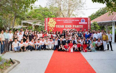 Khang Đức Tất niên 2020 TOGETHER WE GROW (10/01/2020)
