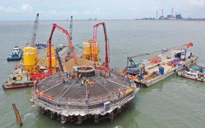 Sơ lược quy trình triển khai điện gió xa bờ