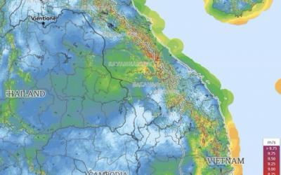Tìm năng điện gió Việt Nam theo khảo sát của Hà Lan