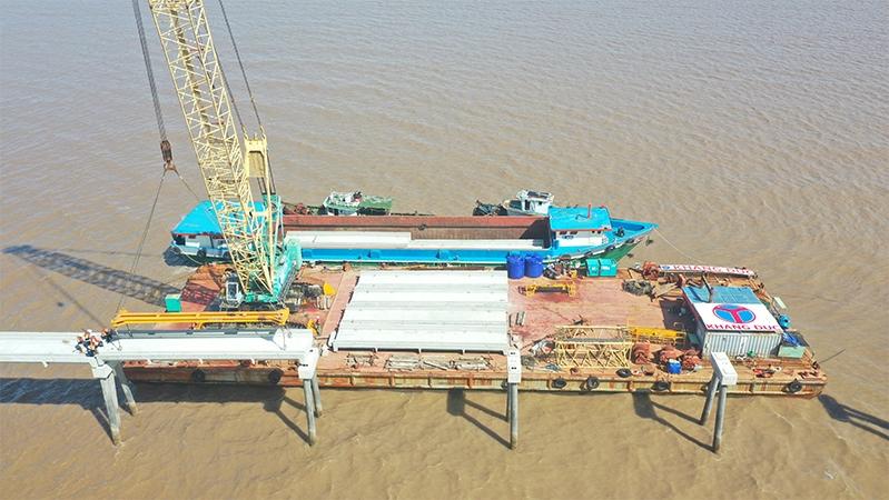 Khang Đức Tham gia dự án điện gió Hòa Bình 1