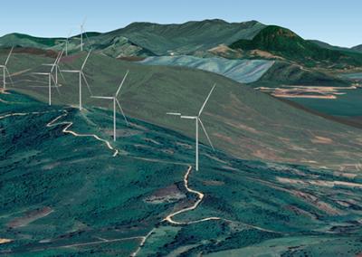 Huong Tan – Huong Linh Wind Farm
