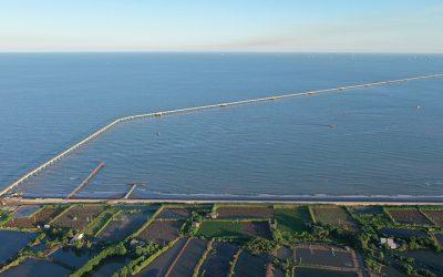 Dự án Điện gió Hàn Quốc – Trà Vinh và cuộc đua nước rút
