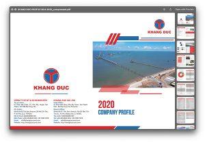 khang duc company profile 2020