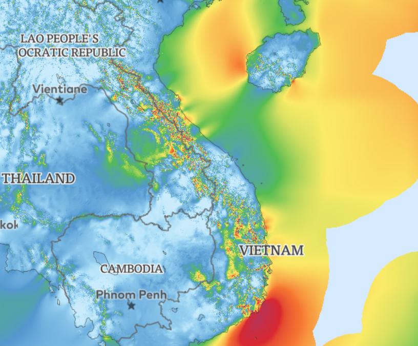 Các kịch bản phát triển điện gió ở Việt Nam đến năm 2030