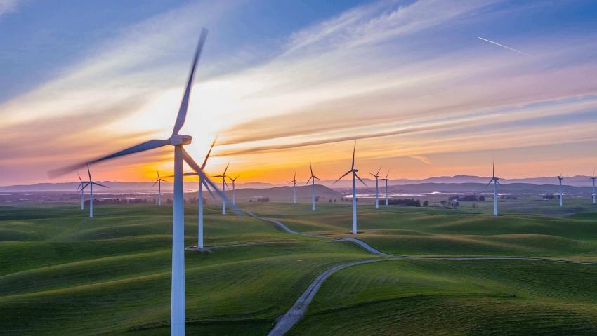 Điện gió Trà Vinh