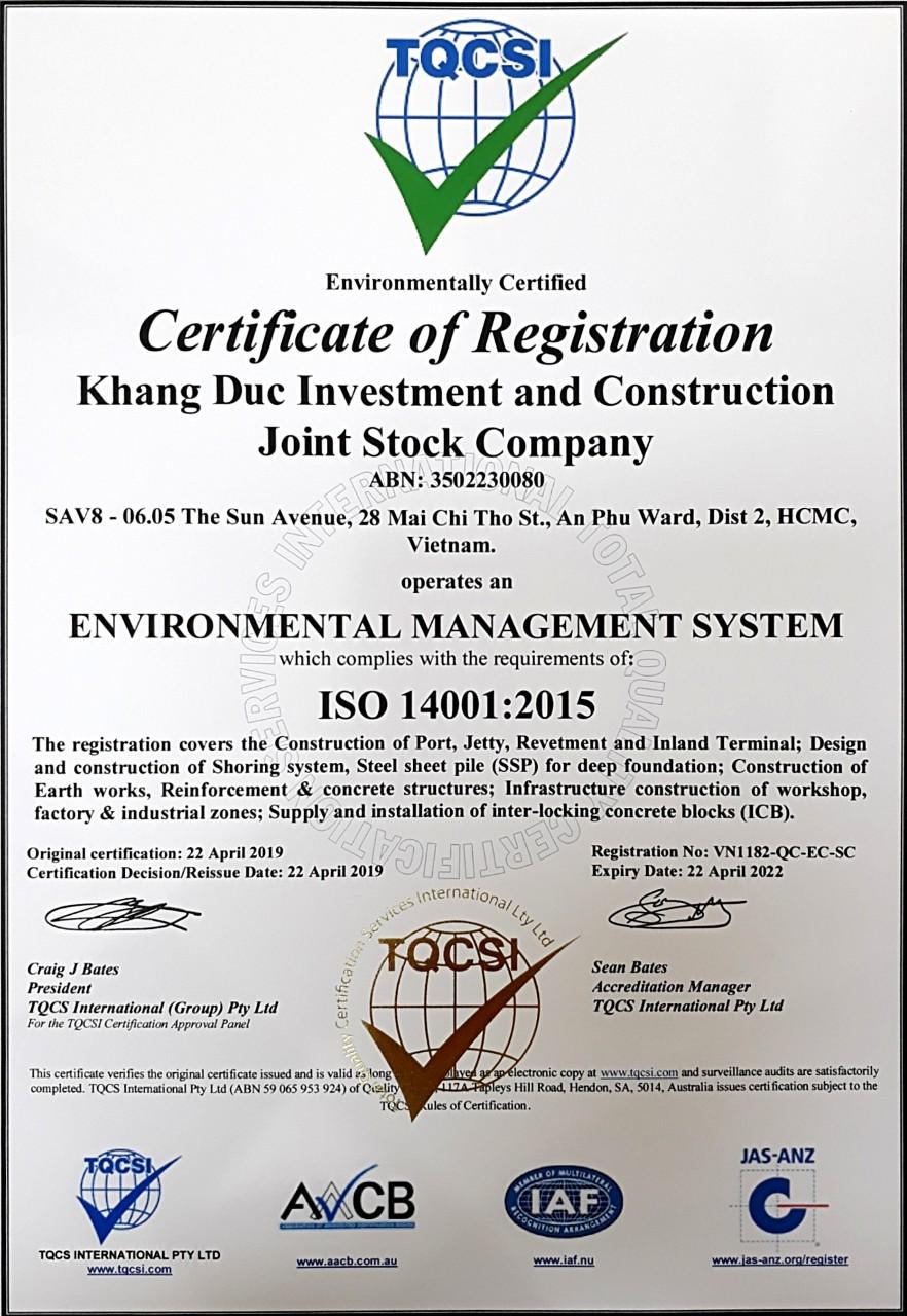 ISO 14001 TA VN 1182
