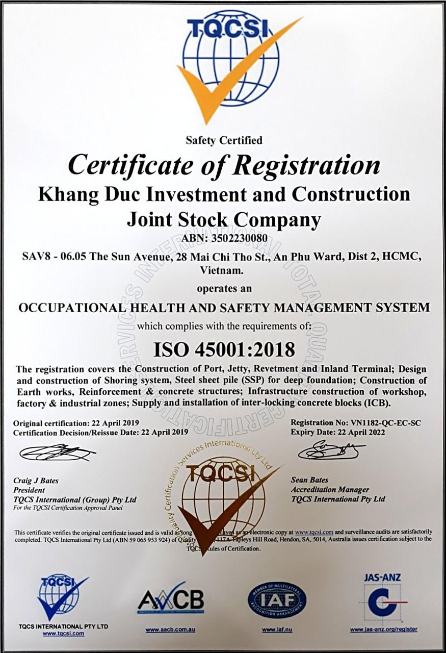 ISO 45001 TA VN 1182