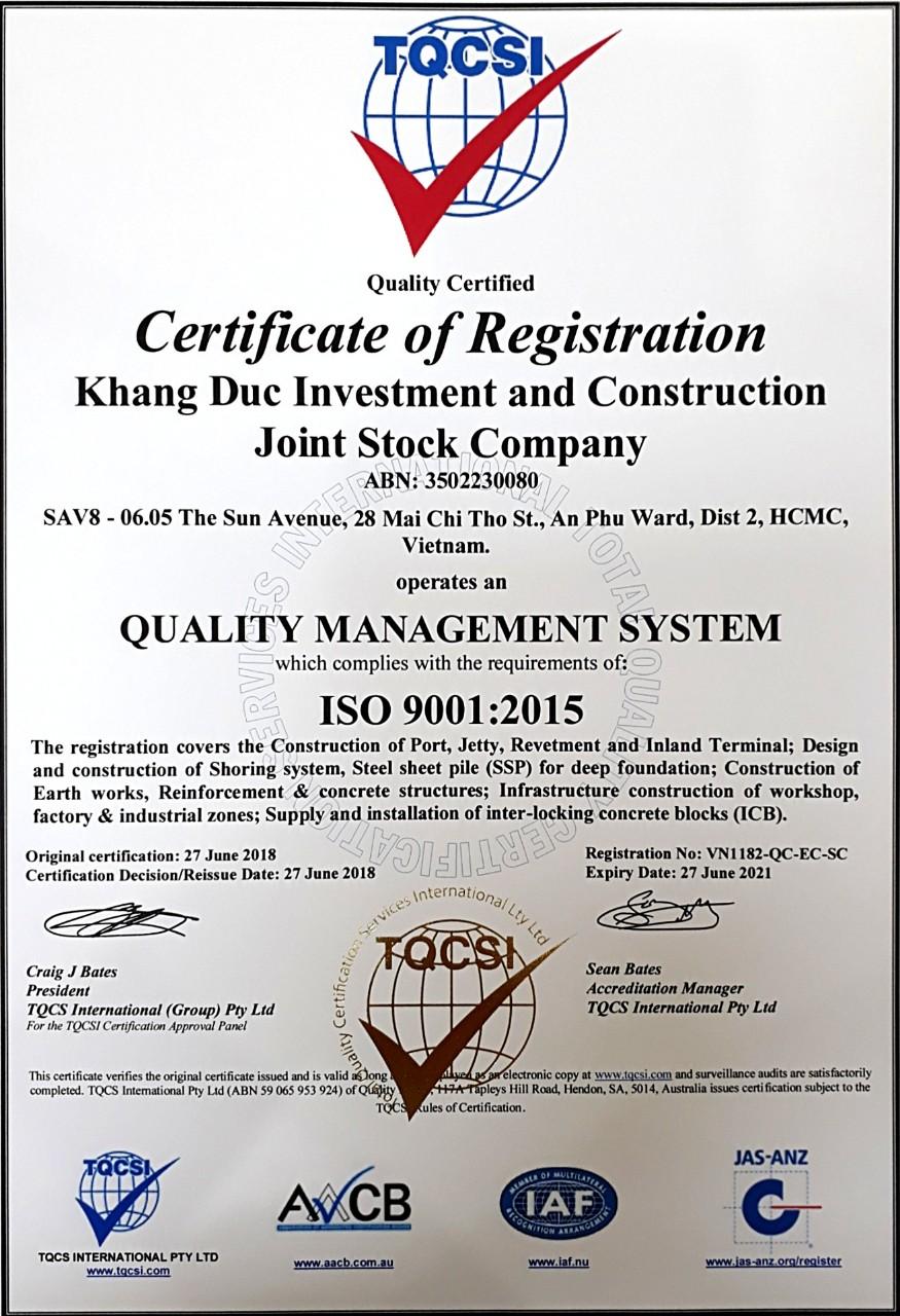 ISO 900 TA VN 1182