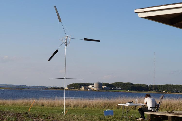 Turbine gió di động có thể lắp đặt trong 15 phút