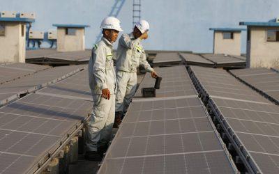 Huy động năng lượng tái tạo quý 1 tăng tới 180%