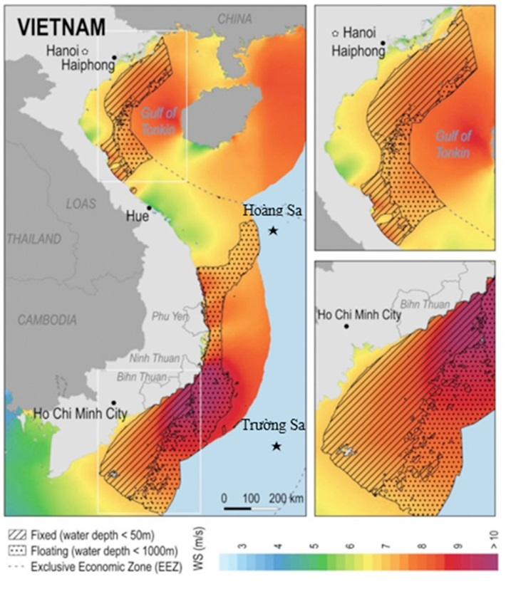 Điện gió ngoài khơi có mang lại lợi ích cho hệ thống điện Việt Nam?